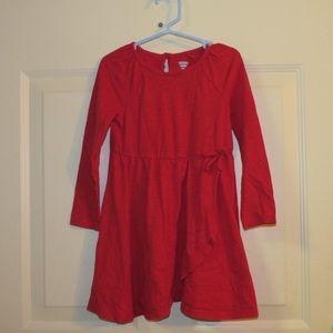 Toddler long-sleeve dress